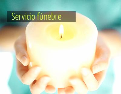 Servicio fúnebre privado